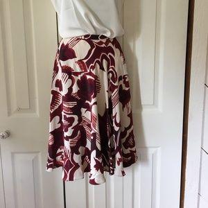 Ann Taylor Swing Skirt